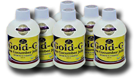 Obat Herbaal Jelly Gamat Gold-G
